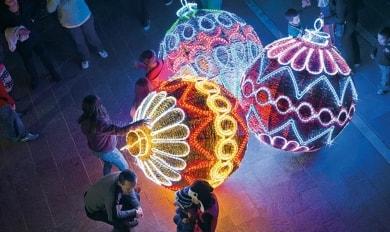 Эволюция городского освещения