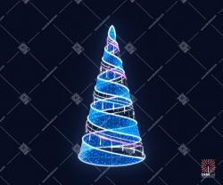 """Светодиодная елка """"Ель голубая"""""""