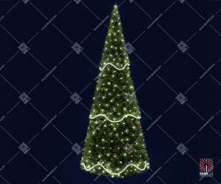 """Светодиодная елка """"Зеленая новогодняя ель"""""""