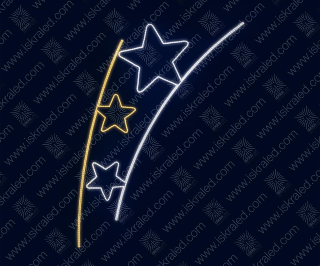 """Светодиодная консоль """"Звездный полет"""""""