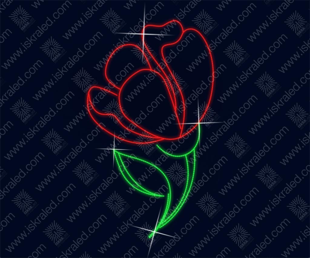 """Светодиодная консоль """"Буйное цветение"""""""